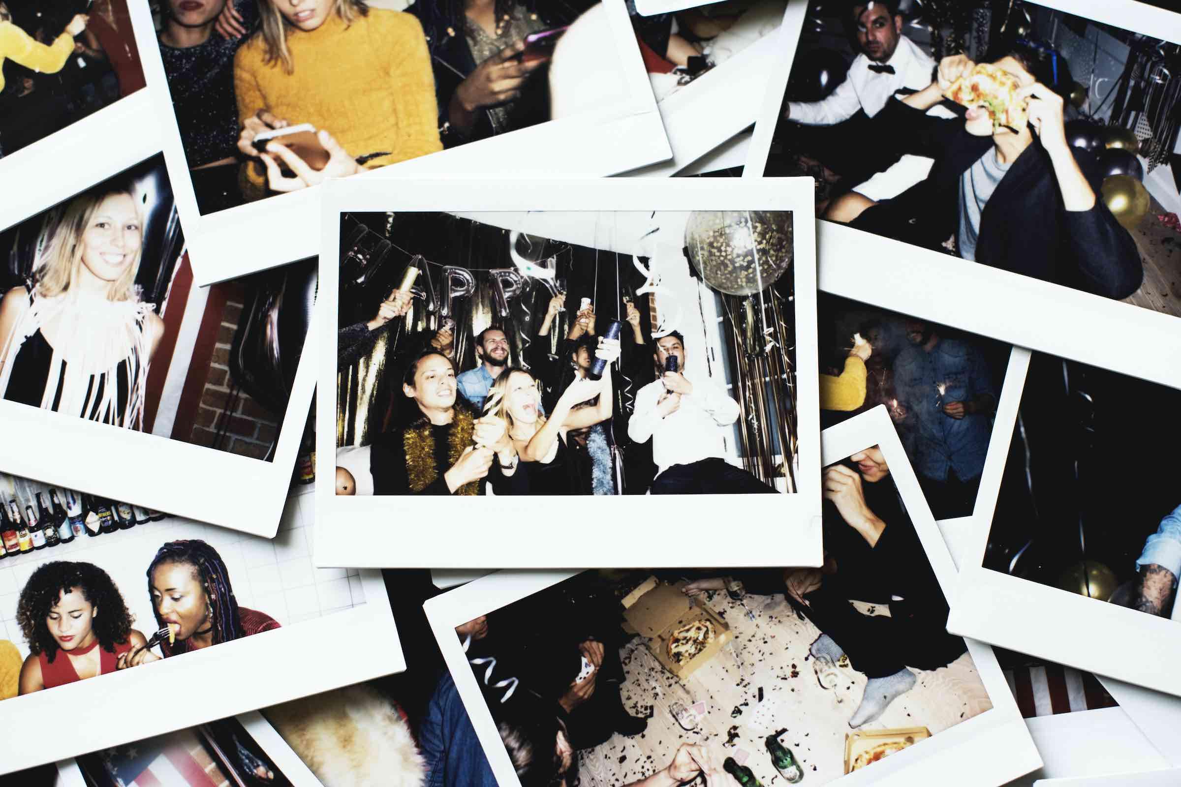 Knipsel Polaroid Kamera - Sofortbildkamera | Mieten |Koffer | Anfragen | Buchen | Versand | Deutschlandweit