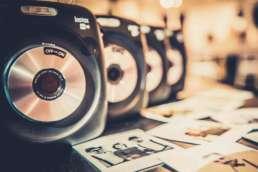 Knipsel Polaroid Kamera - Mieten | Set | Sofortbildkamera |Koffer | Anfragen | Buchen | Versand | Deutschlandweit